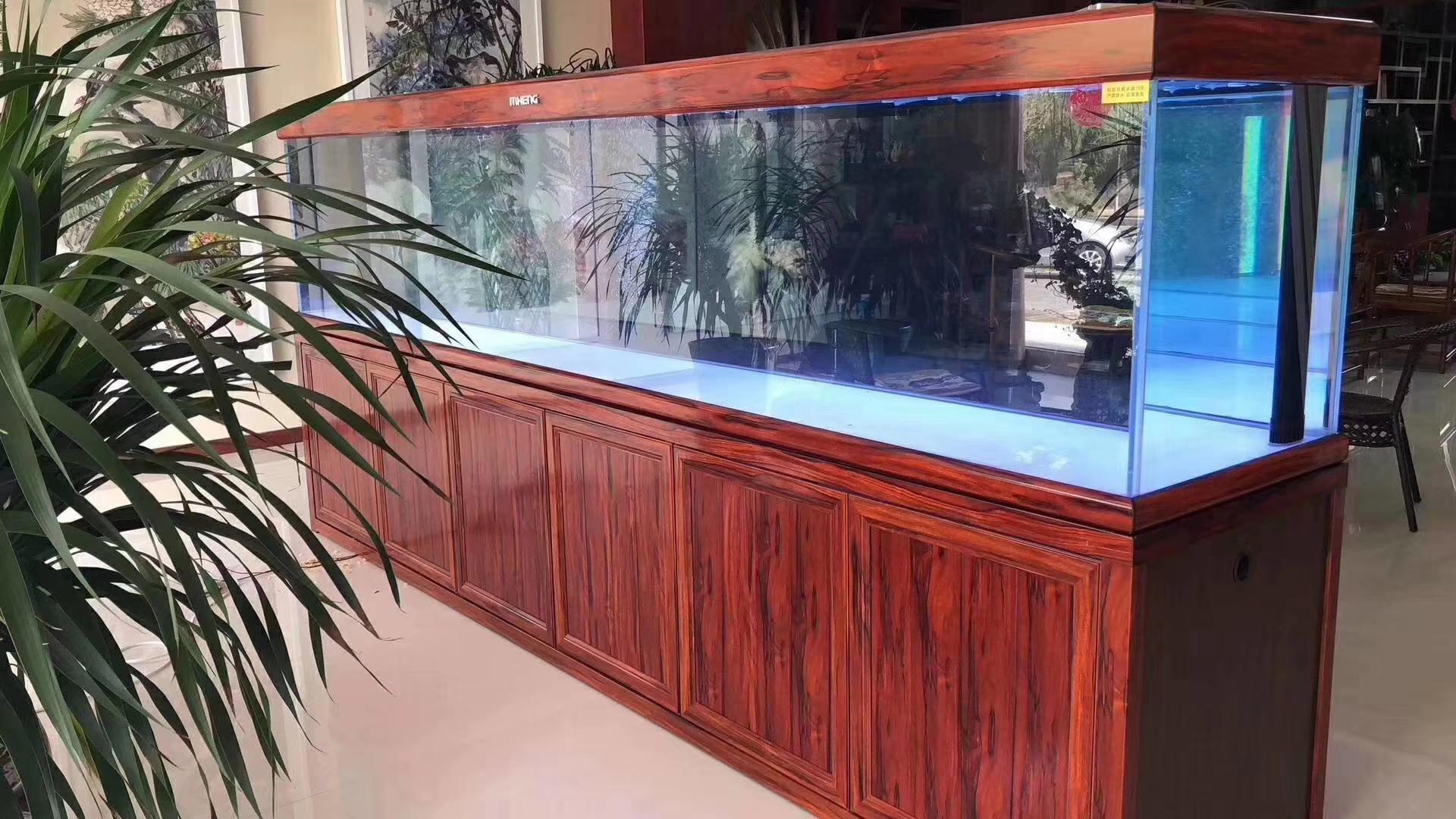 名亨品牌大型鱼缸定制各种款式欣赏3米3.6米